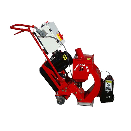 BP 9 110V - Shotblast Cleaning System